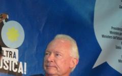 Terry Brooks e il pubblico di Lucca Games 2010