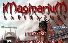 Imaginarium Latina Fest. Kermesse del fantastico. I Edizione