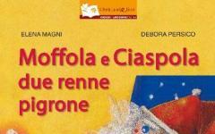 Due 'renne pigrone' alla Feltrinelli di Milano