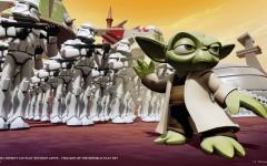 Disney Infinity 3.0, dettagli sul playset Star Wars: Twilight of the Republic