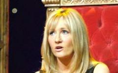 New York attende J.K. Rowling