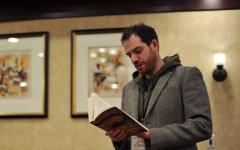 Gli incontri con Joe Abercrombie a Lucca Comics and Games 2014