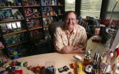Intervista anche tu John Lasseter a Milano il 21 novembre