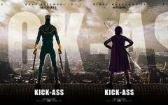 Kick Ass, un trailer e una clip