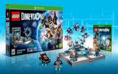 Il trailer di LEGO Dimensions