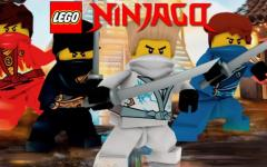 LEGO Ninjago: Nindroids per Nintendo 3DS e Playstation Vita