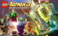 LEGO Batman 3: Gotham e oltre