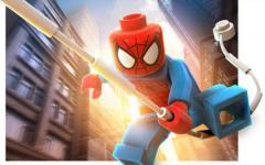 LEGO Marvel Super Heroes, i primi concept art