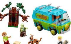 Scooby-Doo LEGO pensaci tu!