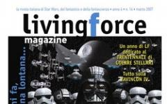 LIVING FORCE Magazine numero 14