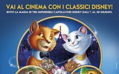 Torna Disney Classici al Cinema