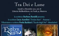 Evelyn Starr e Favole degli Dei a Mantova