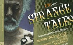 Strange Tales, reading fantastici