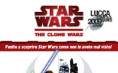 Star Wars: The Clone Wars in Lucca Comics