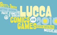 Lucca Games 2010, parliamo di Content Factory