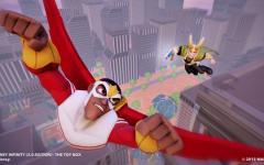 Loki e Falcon disponibili per  Disney Infinity 2.0: Marvel Super Heroes