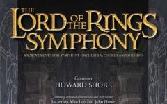 La sinfonia del Signore degli Anelli a giugno a Roma