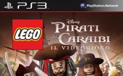 Pirati dei Caraibi: il nuovo videogame LEGO