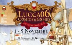 Torna Lucca Comics & Games 2006