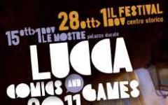 Lucca Comics and Games 2011: appuntamenti in Sala Ingellis