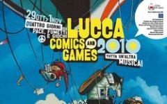 Lucca Comics&Games: le quattro giornate lucchesi