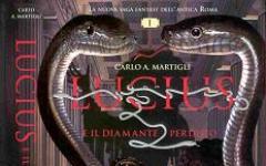 Una saga fantasy nella Roma dei Cesari
