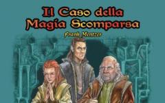 Il caso della Magia scomparsa a Lucca Games 2014
