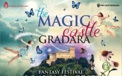 The Magic Castle a Gradara, in agosto