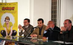 Wolverine a Napoli Comicon 2009