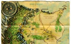 Finisterra: Le sorgenti del Dumrak