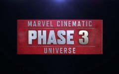 Marvel Cinematic Universe Fase 3 e... 4?