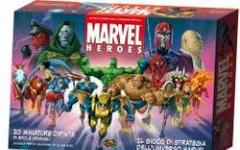 Marvel Heroes vince il premio Best of the Best di Lucca Games 2006