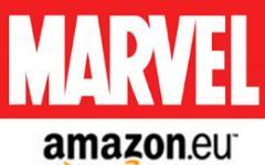 Marvel arriva su Kindle Store con 12.000 fumetti