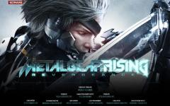 È arrivato Metal Gear Rising: Revengeance