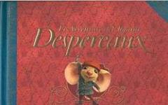 Altri volumi con le avventure del Topino Despereaux