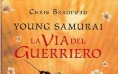 "Chris Bradford ci conduce lungo ""La Via del Guerriero"""