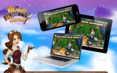 Esplora i magici mondi dell'app Disney Mondi Nascosti