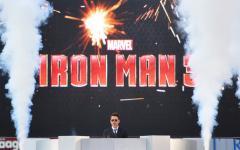 Iron Man 3: la parola ai nuovi arrivati Rebecca Hall e Guy Pearce