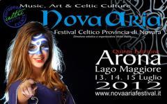 Celti e draghi a misura di bambino al festival NovaAria