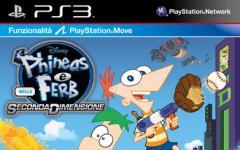 Phineas e Ferb The Movie: nella Seconda Dimensione, il videogioco
