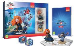 Disney Infinity 2.0, Scatola dei Giochi Starter Pack dal 5 novembre 2014