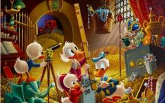 Secondo Forbes è Zio Paperone il personaggio di fantasia più ricco