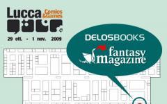 Tutti i libri a Lucca Games 2009