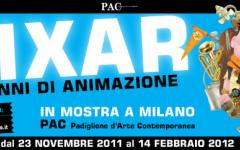 Pixar a Milano: una mostra straordinaria