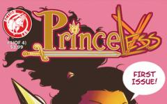Princeless di Jeremy Whitley