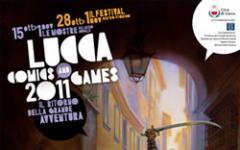 Don Maitz realizza la locandina di Lucca Comics and Games 2011