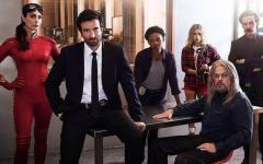 Powers, una nuova serie Sony PlayStation