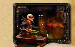 I personaggi di Warcraft escono dallo schermo