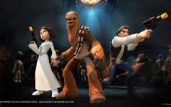 Disney Infinity 3.0, dettagli del Play Set Star Wars Rise Against the Empire