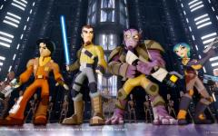 Disney Infinity 3.0, arrivano i personaggi di Star Wars: Rebels